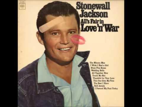 Stonewall Jackson - Blues Plus Booze (Means I Lose)