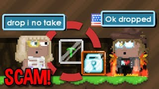 UNEXPECTED SCAM FAIL OMG!! TOP 3 SCAM FAILS 2018 | GROWTOPIA