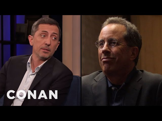 Gad Elmaleh Is The French Jerry Seinfeld - CONAN on TBS