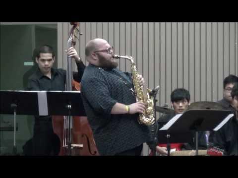 APSA 2016 Faculty Concert - Nathan Bogert