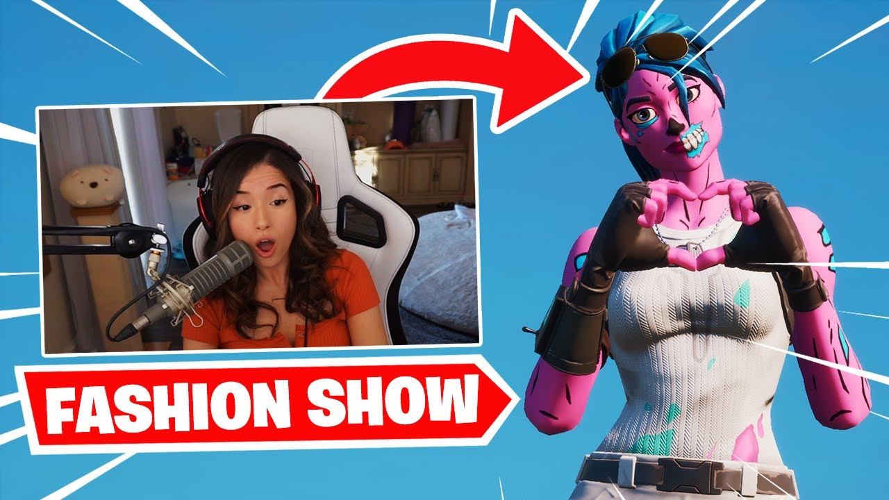 I STREAM SNIPED a FAMOUS YOUTUBERS FASHION SHOW and WON!