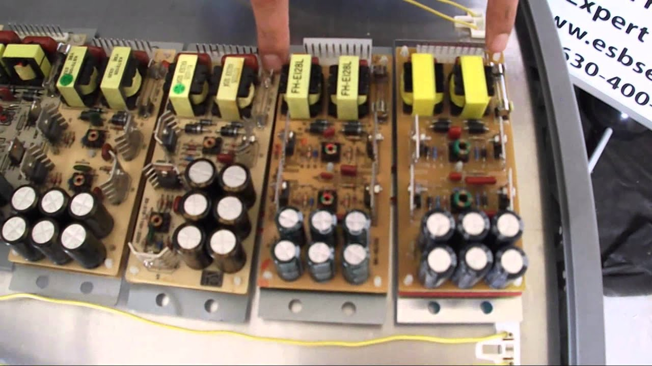 Ballast Identification and Tips for ESB Tanning Beds - YouTube