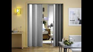 Дверь-гармошка в интерьере. Как согласовать со стилем(, 2015-12-13T15:46:40.000Z)
