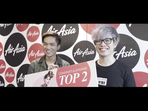 AirAsia Runway Ready Designer Search 2017: Episode 5 - Auditions in Singapore