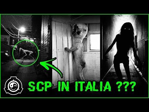 TROVATI SCP IN ITALIA ??? 💀 A CACCIA DI SCP - EP01