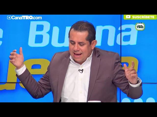 De Buena Fuente con Óscar Hernández Rugeles