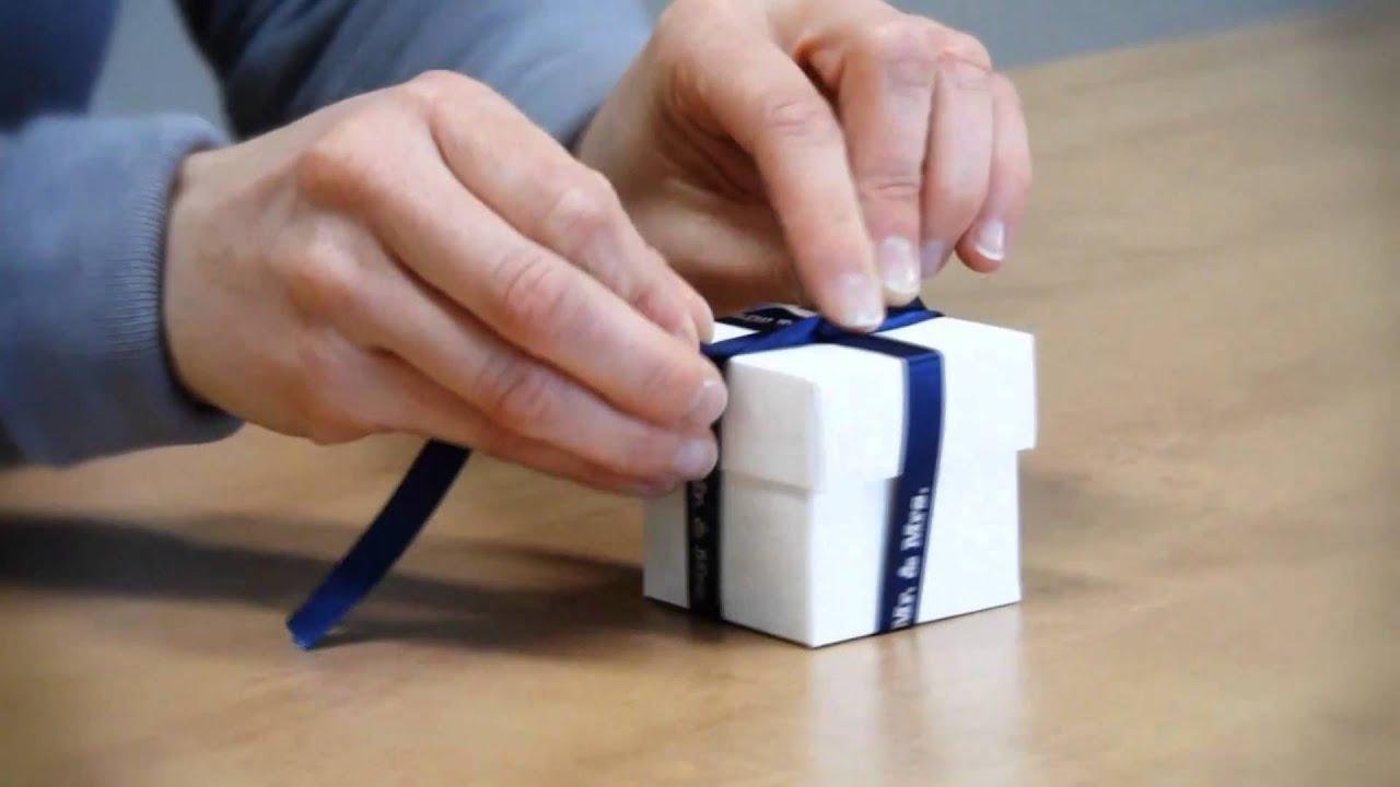 How To Make A Tie Cake