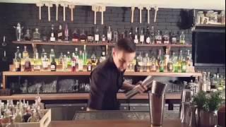 Bar Tricks By Marek Posluszny , Tap Or Helicopter?