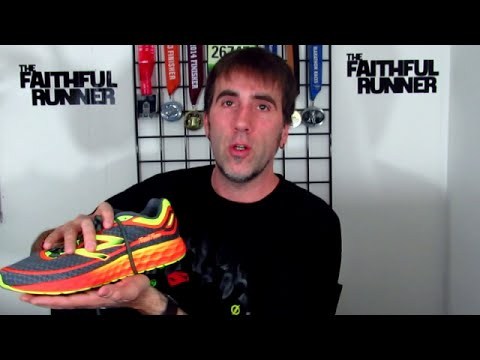 new balance fresh foam m980v2 review