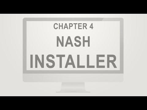 Nash OS for Beginners 2016 Tutorial Series | Chapter 4: Nash Installer
