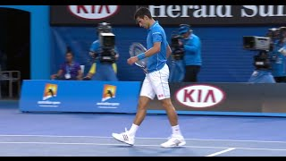 Shot Of The Day: Murray v Djokovic Final | Australian Open 2015