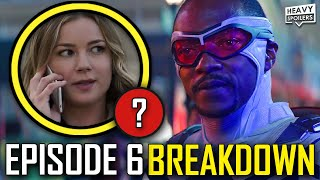 Falcon And The Winter Soldier EPISODE 6 Breakdown & Ending Explained Review | Marvel MCU Easter Eggs