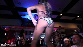 Hot Import Nights 2013 - GoGo Dancer Competition