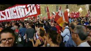 'Insorgiamo', Manifestazione Gkn