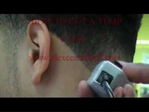 HOW TO CUT HAIR   HAIRCUT DVDS BY ALEX CAMPBELL   YouTube