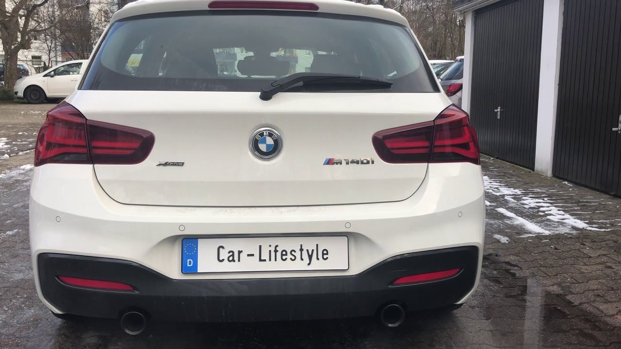 bmw m140i xdrive opf revs and exhaust sound youtube. Black Bedroom Furniture Sets. Home Design Ideas