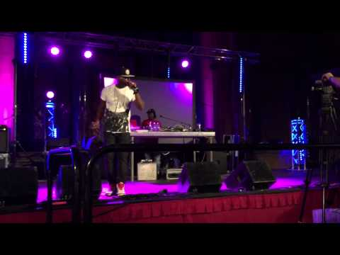Talib Kweli - Definition - Liverpool International Music Festival 2015