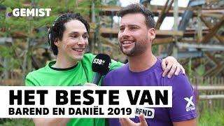 De leukste fragmenten van Barend en Daniël op een rij! | Het Beste Van 2019