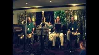 """New Orleans Shuffle"" ~ Uptown Lowdown Jazz Band @ Fresno, California ~ 2/08/2013"