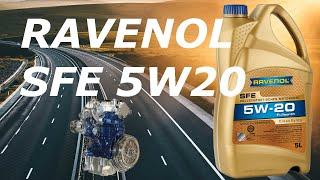 Aceite Motor SINTETICO Ravenol SFE 5w20 - Review
