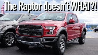 5 Things I Hate about the 2017 Ford Raptor
