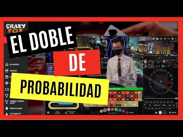 Cómo Jugar en la RULETA DE DOBLE BOLA 🔥 Casino Crazy Fox