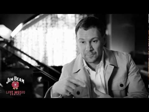 Jim Beam Live Music Series 2012 - David Gray Interview