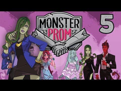 monster prom dating damien