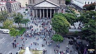 Niantic visita Guadalajara, México ¡Gracias! 211018 #PokemonGo