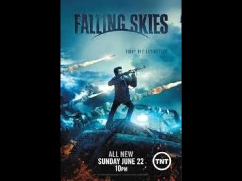 Reseña/Review Falling Skies Temporada 4 \