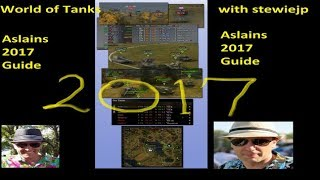 World of Tanks - 2017 guide to Aslains ModPack
