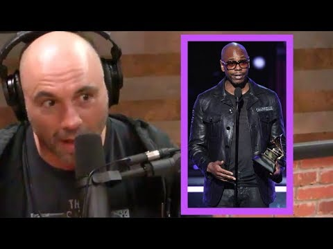 Joe Rogan Explains Dave Chappelle's Creative Process