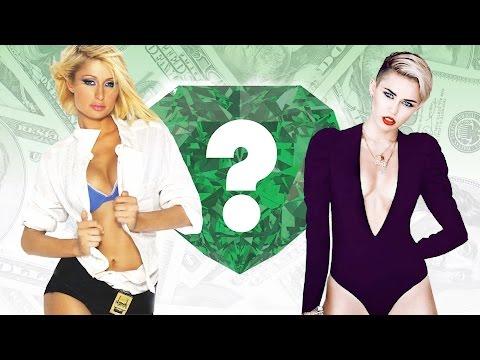 WHO'S RICHER? - Paris Hilton or Miley...