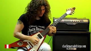 A random electric guitar solo lalala 2012