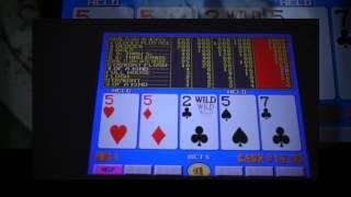 Ichabods Video Poker Lounge Restaurant Las Vegas Locals