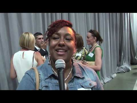 Luvinia Funches | Jewell Events Catering | BBJ Linen Review