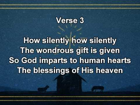 O Little Town of Bethlehem - Lyrics