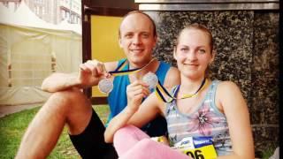 Первый марафон