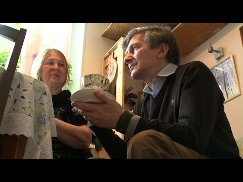 Russian family struggling to make ends meet in financial crisis