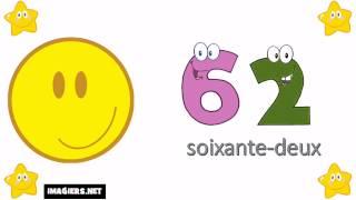 Аз уча френски език # Числата от 0 до 100