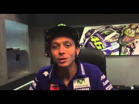 Assist for peace - Valentino Rossi support Jerusalem sport playground