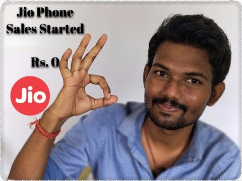 Jio Phone Registration & Cash Back offer - Tech News Updates & Live Talk
