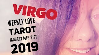 VIRGO l THEY GET IT NOW | WEEKLY LOVE TAROT READING | 1.14.-1.21.19 | JANUARY 2019