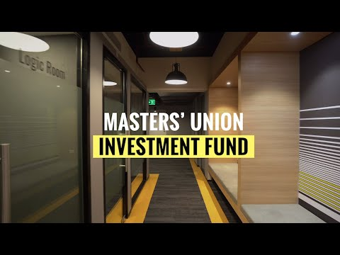 Masters' Union Investment Fund, a unique Rs 5 crore student-managed fund