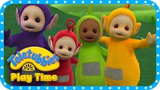 Teletubbies Play Time Mobile App - Gameplay