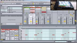 Ableton #producerPOV MAX - 117BPM Deep House Composition feat Push