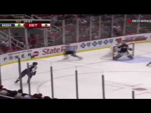 NHL top 10 goals of the year 2009 - 2010