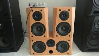 Lepy LP-838 Driving Genius speakers (Low budget Hifi)