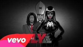 Nicki Minaj - Only (feat. Drake, Lil Wayne, Chris Brown)