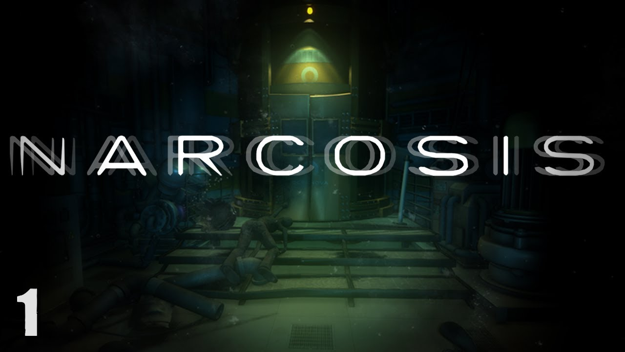 TO THE DEPTHS! | Narcosis PS4 Part 1
